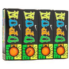 Nike Mojo Lucky #7 Orange Golf Balls