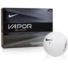 Nike Vapor Black Manf. Closeout Golf Balls