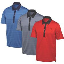 Puma Men's Herringbone Stripe Polo