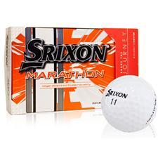 Srixon Marathon Golf Balls with Bonus Sleeve