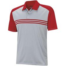 Adidas Men's ClimaCool Engineered 3-Stripes Polo