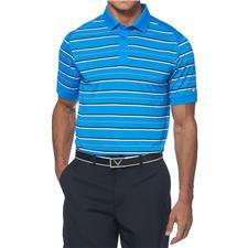 Callaway Golf Men's Bit Stripe Polo