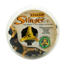 Champ Golf Scorpion Stinger Golf Spikes - Small Thread