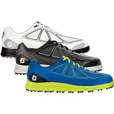 FootJoy Extra Wide FJ Superlites Spikeless Golf Shoes