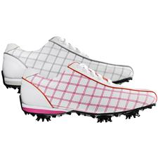 FootJoy Narrow LoPro Collection Check Golf Shoes for Women