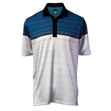 Greg Norman Men's Harbor Contrast Polo