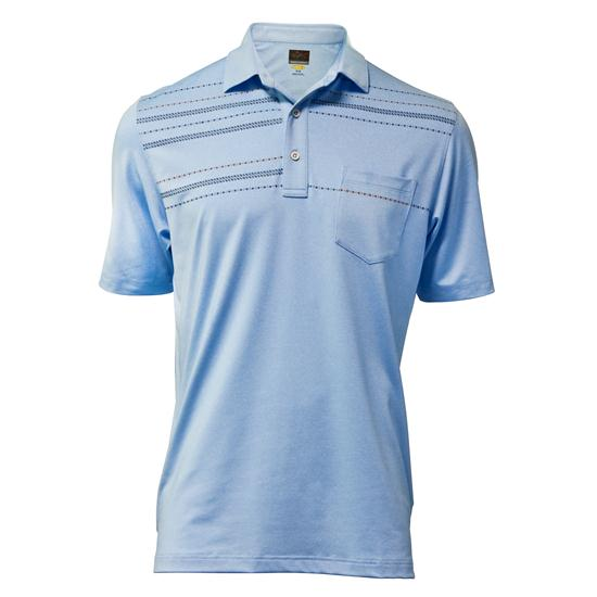 Moisture Wicking Polo Shirts For Men