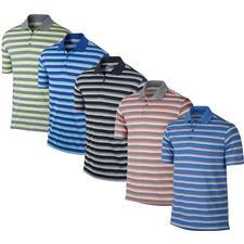 Nike Men's Tech Vent Stripe Polo
