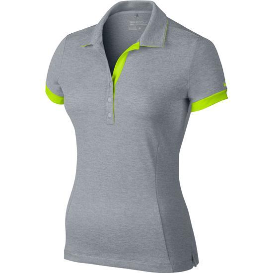 Nike victory block polo for women for Custom nike golf shirts