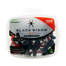 Softspikes Black Widow Tour Fast Twist Golf Spikes