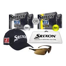 Srixon Q-Star Fan Pack