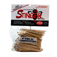 Stinger Tees 4 Inch Pro XL Competition Tees - 150 Ct