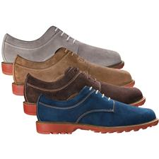 FootJoy Extra Wide Club Casuals Suede Golf Shoes