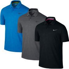 Nike Men's Mobility Camo Jacquard Polo
