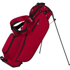 Nike Sport Lite Personalized Carry Bag - Red-Silver