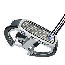 Odyssey Golf Works Versa 2-Ball Fang Lined Putter