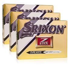 Srixon Z Star 4 Triple Dozen Golf Balls