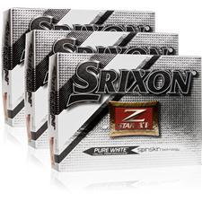 Srixon Z Star XV 4 Triple Dozen Golf Balls