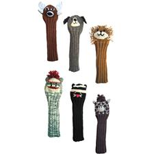 Sunfish Knit Animal Driver Headcovers