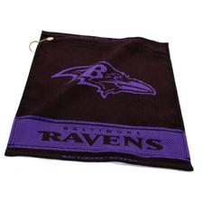 Team Golf Stock NFL Woven Towel