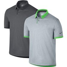 Nike Men's Transition Heather Polo