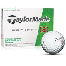 Taylor Made Custom Logo Project (a) Golf Balls - 2016 Model