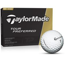 Taylor Made Custom Logo Tour Preferred Golf Balls - 2016 Model