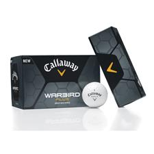 Warbird Plus Golf Balls - Photo