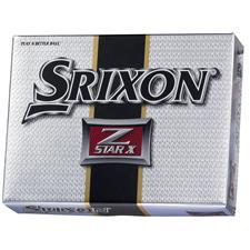 Z-STAR X Custom Logo Golf Balls