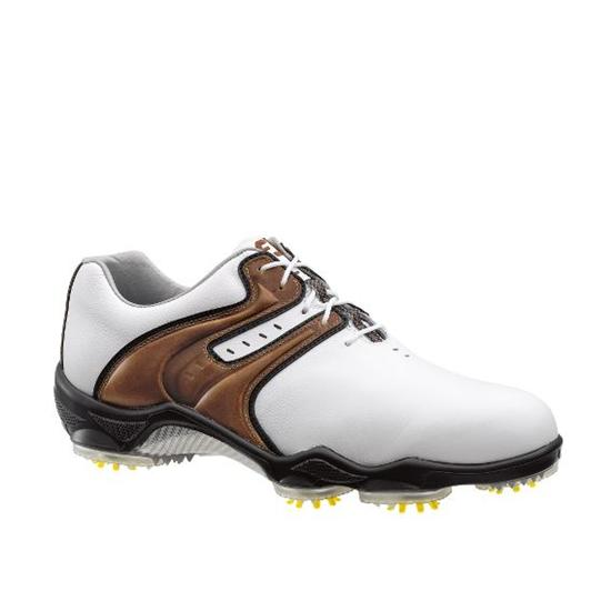 FootJoy Men's DryJoys Saddle Golf Shoes Manufacturer Closeout