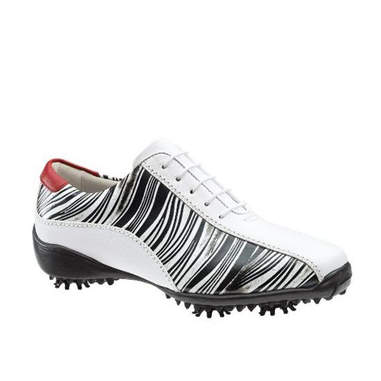 Home Home FootJoy LoPro Zebra Print Golf Shoes for Women