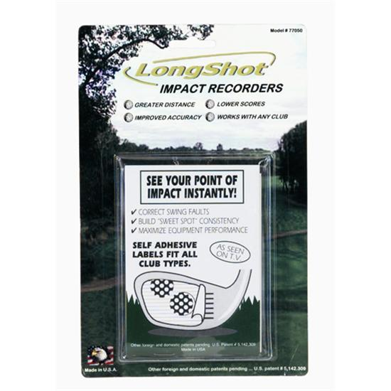 Long Shot Impact Tape
