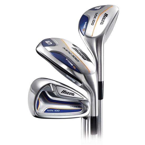Mizuno MX-100 Hybrid Iron Set