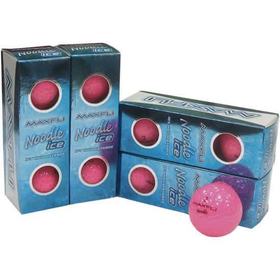 Noodle Noodle Ice Golf Balls