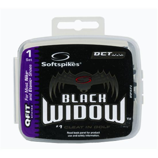 Softspikes Black Widow Q-FIT