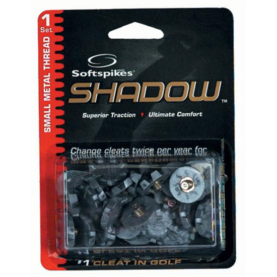 Softspikes Shadow Small Metal Thread Golf Spikes