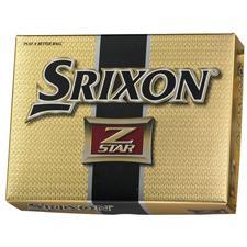 Srixon Z-STAR Golf Balls - 2010