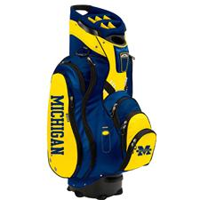 Sun Mountain Michigan Wolverines C130 Licensed Collegiate Cart Bags