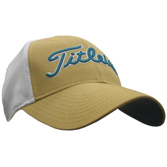 Titleist Men's Fitted Stretch Mesh Cap