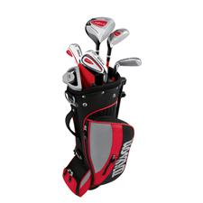 Wilson Profile Junior Club Set - Red (Ages 6-9)