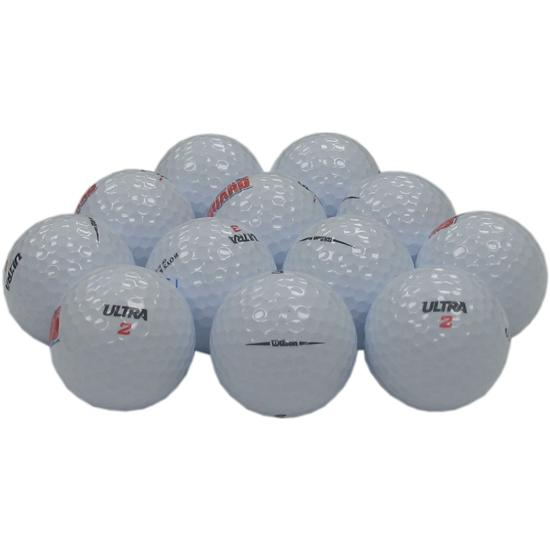 Wilson Ultra Ultimate Distance Golf Balls