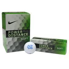 Collegiate ID Align Golf Balls   UNC Tar Heels