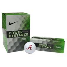 Collegiate Personalized Golf Balls - Alabama Crimson Tide