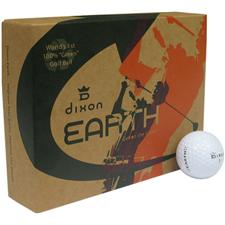 Earth Golf Balls