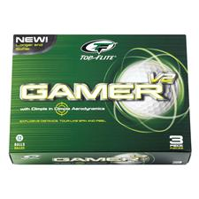 Gamer V2 Logo Golf Balls