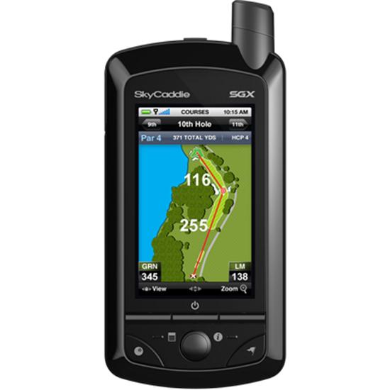 SkyGolf SkyCaddie SGX GPS Range Finder