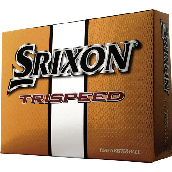 Srixon Trispeed Golf Balls