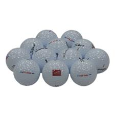 Titleist DT SoLo Overrun Golf Balls - Blue/Red Alignment