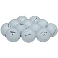 Titleist Tour Distance Logo Overrun Golf Balls