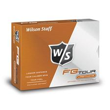 Wilson Staff FG Tour Photo Golf Balls